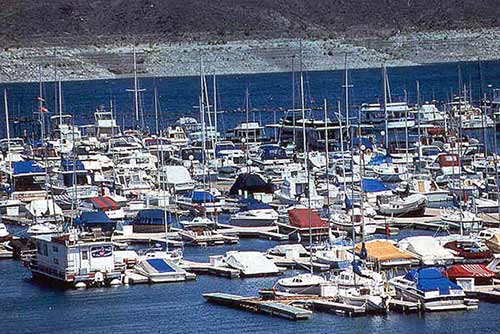 Lake-Mead-Marina